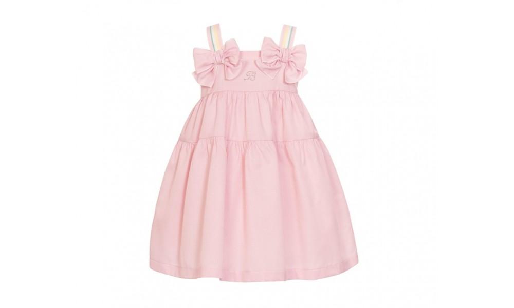 Suknelė Balloon Chic rožinė