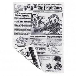 Žaislas kūdikiui Laikraštis 4+
