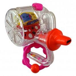Žaislas kūdikiui Trimitas 7+