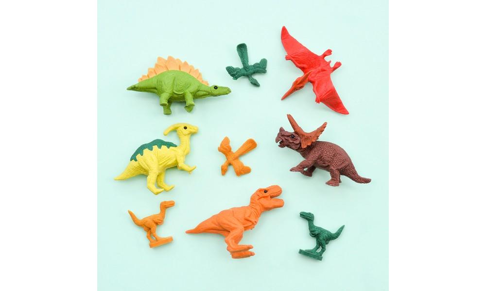 Trintukų rinkinys Dinozaurai