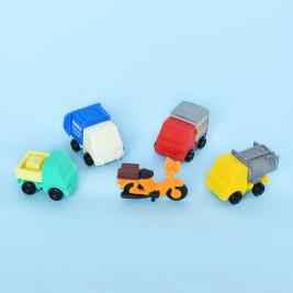 Trintukas-dėlionė Transporto priemonės