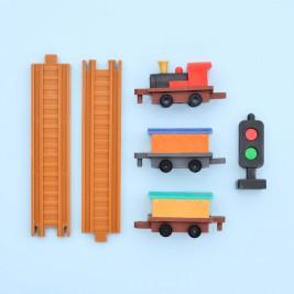 Trintukų rinkinys Traukinys