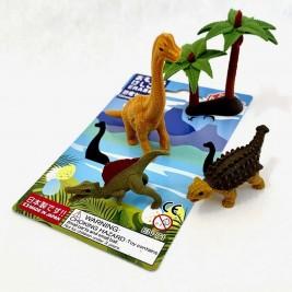 Trintukų rinkinys Dinozaurai 2