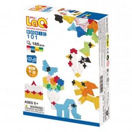 Konstruktorius LaQ Basic 101 nuo 5 metų