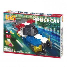Konstruktorius LaQ Policijos automobilis nuo 5 metų