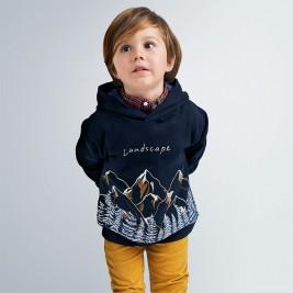 Džemperis berniukui šviečiantis tamsoje
