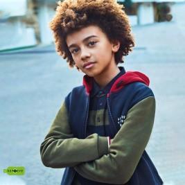 Džemperis berniukui paaugliui įvairių spalvų
