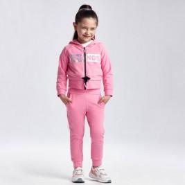 Sportinis kostiumas 3 dalių rožinis