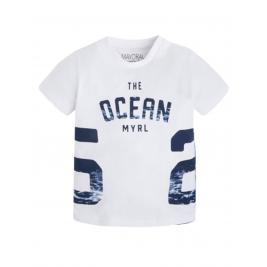 Marškinėliai berniukui Ocean trumpomis rankovėmis