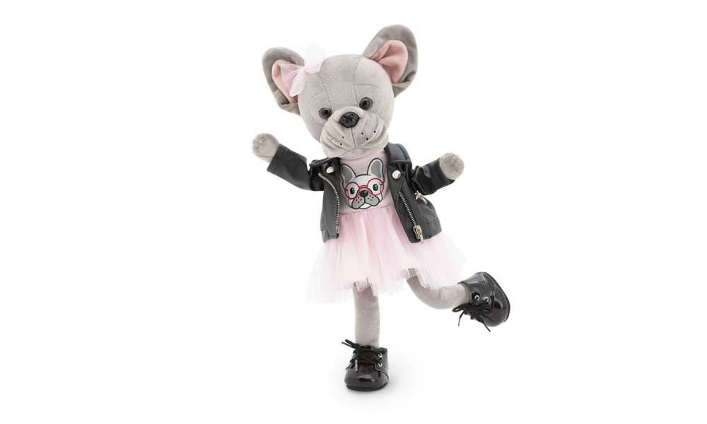 Pliušinis žaislas Laimingoji Betsy Žavus stilius