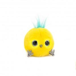 Interaktyvus pliušinis žaislas Whozies geltonas
