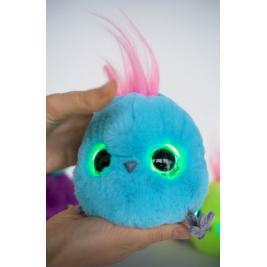 Interaktyvus pliušinis žaislas Whozies turkio spalvos