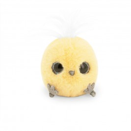 Pakabukas geltonas pliušinis Whozie