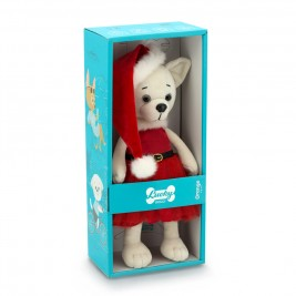 Pliušinis žaislas Laimingoji Lili - Kalėdos
