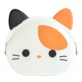 Piniginė silikoninė Kačiukas