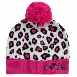 Kepurė leopardo rašto