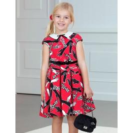 Suknelė raudona proginė Abel and Lula