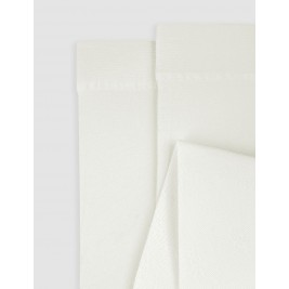 Pėdkelnės Abel&Lula gėlėtos natūralios baltos spalvos