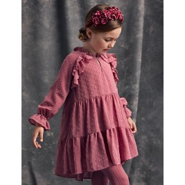 Suknelė Abel&Lula rožinė asimetriška