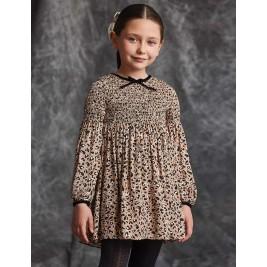 Suknelė leopardo rašto