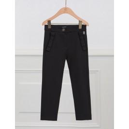 Kelnės juodos spalvos elastingos