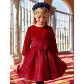 Suknelė Abel&Lula velvetinė raudona