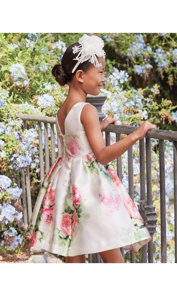 Suknelė Abel&Lula gėlėta