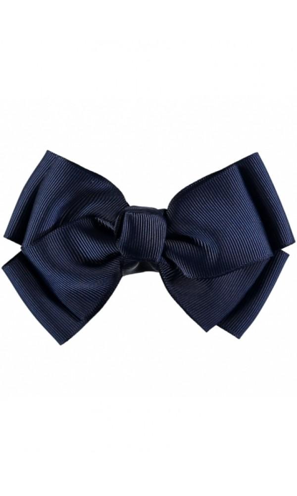 Plaukų segtukas Big Bow Navy