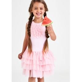 Suknelė Caroline Dress Rose Pink