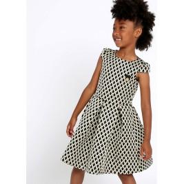 Suknelė Cece Dress Black/Gold