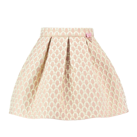 Sijonas Celia Skirt Blush/Gold