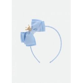 Lankelis Crown Headband blue