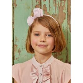Lankelis Crown Headband Ballet pink