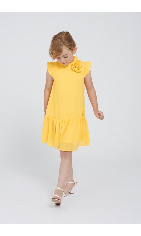 Suknelė Flora Dress Daffodil