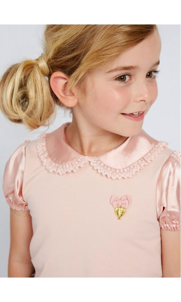 Maikutė Hermione Top Blush Pink