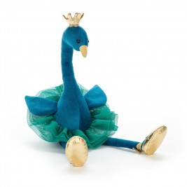 Pliušinis žaislas Karališkas povas