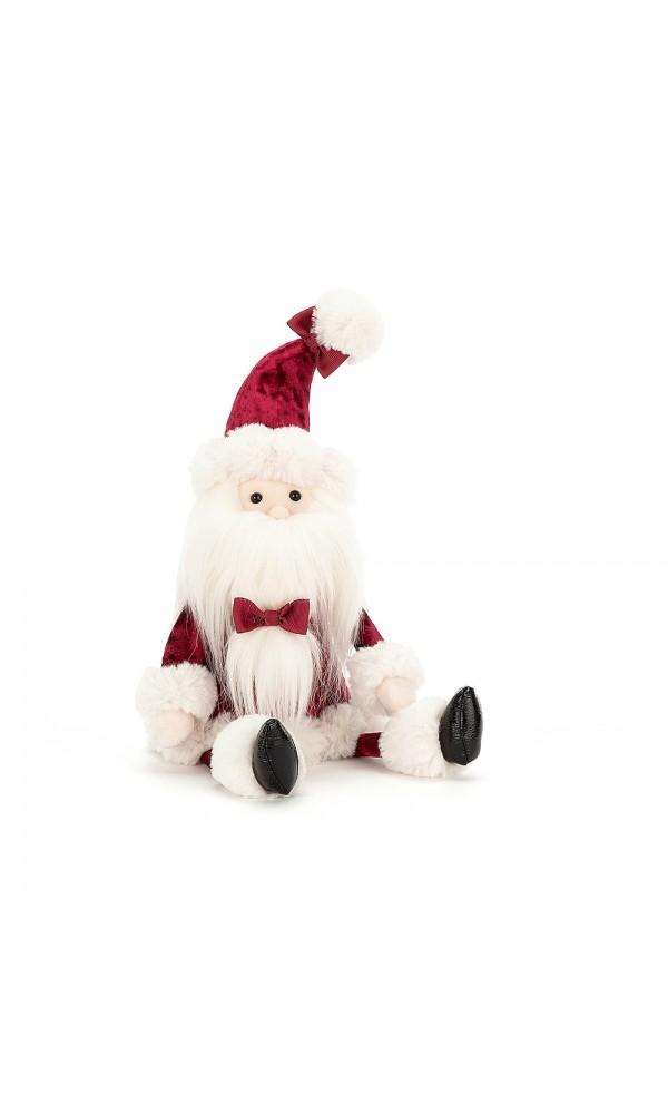 Pliušinis žaislas Kalėdų senelis