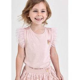 Maikutė Leona Top Blush Pink