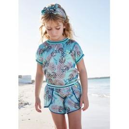 Paplūdimio maikutė Tanya Top Aqua