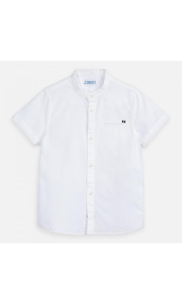 Marškiniai berniukui trumpomis rankovėmis