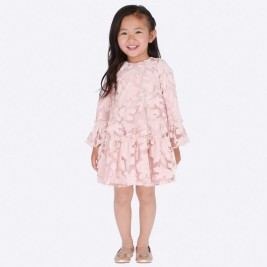 Suknelė rožinė Mayoral