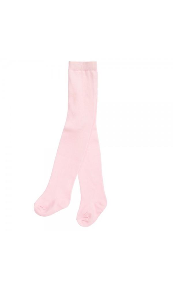 Pėdkelnės kūdikiui rožinės spalvos