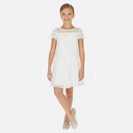 Suknelė proginė balta