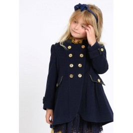 Paltas Military Coat Royal Navy