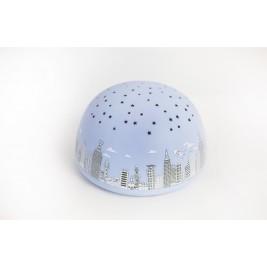 """Lempa - projektorius """"Miesto žvaigždės"""""""