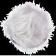 Plaukų gumytė Pompom Hairband Ash Grey