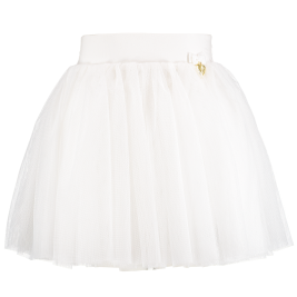 Sijonas Princess Skirt Snowdrop White