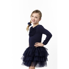 Suknelė Sara Dress Royal Navy