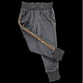 Kelnės Sequin Joggers Anthracite