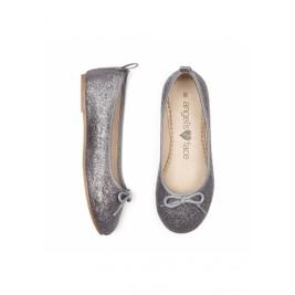 Bateliai Ballet Pumps Lavender Glitter